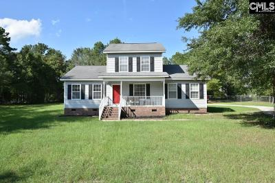 Lugoff Single Family Home For Sale: 221 N Village