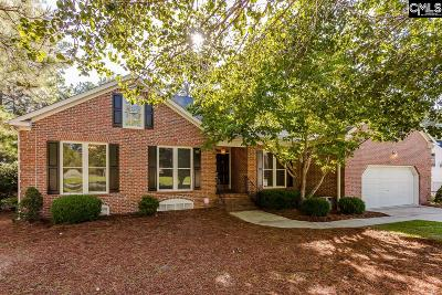 Blythewood Single Family Home For Sale: 16 W Canterbury