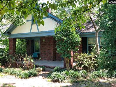 Columbia Single Family Home For Sale: 814 Kawana