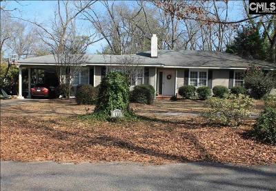 Batesburg, Leesville Rental For Rent: 110 Schoolhouse