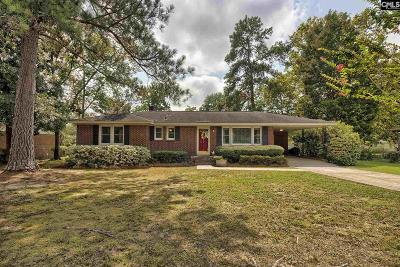 West Columbia Single Family Home For Sale: 1133 Gunter