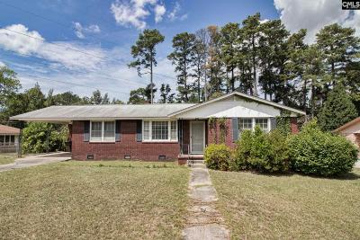 Cayce, S. Congaree, Springdale, West Columbia Single Family Home For Sale: 2330 Mary