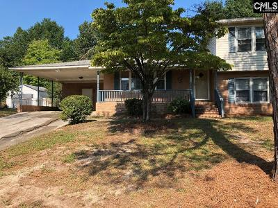 West Columbia Single Family Home For Sale: 1428 F Ave