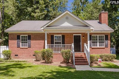 Columbia SC Single Family Home For Sale: $139,999