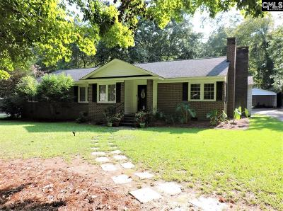 Newberry Single Family Home For Sale: 1515 Clarkson