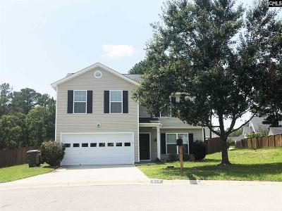 Blythewood Single Family Home For Sale: 816 Golden Eye