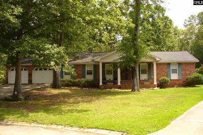 Columbia SC Single Family Home For Sale: $163,250