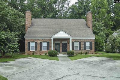 West Columbia Townhouse For Sale: 701 Hulon