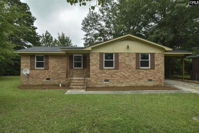 West Columbia Single Family Home For Sale: 111 Argus