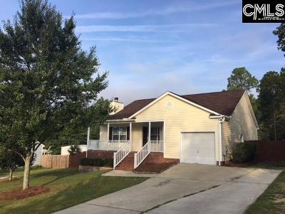 Lexington County Single Family Home For Sale: 373 Bridleridge