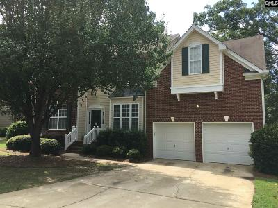 Irmo Single Family Home For Sale: 608 Gleneagle