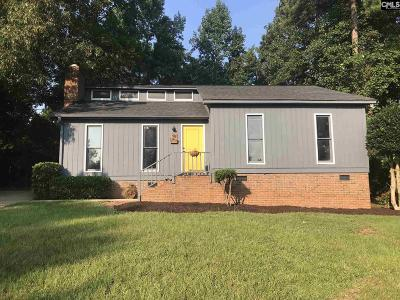 Columbia SC Single Family Home For Sale: $139,900