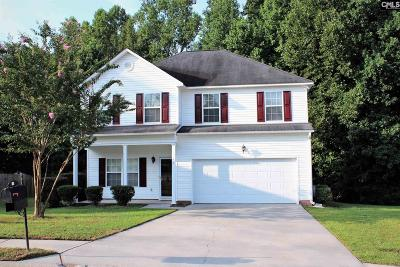 Blythewood Single Family Home For Sale: 77 Summer Brook