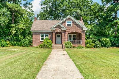 Newberry Single Family Home For Sale: 903 Reid