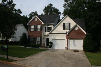 Lexington County Single Family Home For Sale: 159 Palmetto Hall
