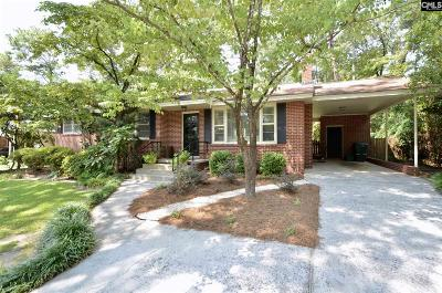 Columbia SC Single Family Home For Sale: $219,000