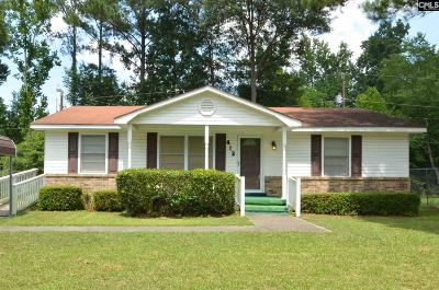 Columbia SC Single Family Home For Sale: $45,500