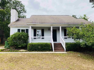 Elgin SC Single Family Home For Sale: $78,000