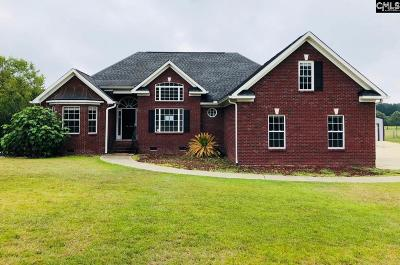 Kershaw County Single Family Home For Sale: 1650 Highway Church