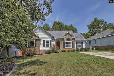 Irmo Single Family Home For Sale: 707 Sweet Thorne Road