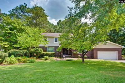 West Columbia Single Family Home For Sale: 1828 Pleasant Valley