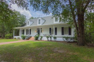 Kershaw County Single Family Home For Sale: 1441 Sanders Creek