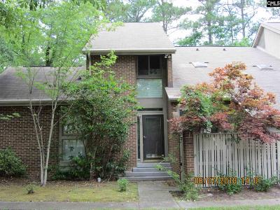 Richland County Townhouse For Sale: 1 Gardenwood