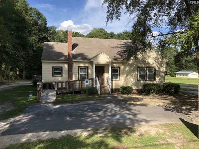 Monetta, Ridge Spring, Wagener, Johnston, Pelion, Newberry, Ward Commercial For Sale: 2218 Wilson