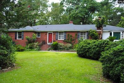 Saluda Gardens Single Family Home For Sale: 915 Ontario