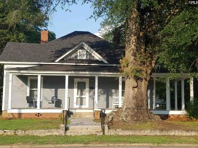 Newberry Single Family Home For Sale: 1254 Hunt