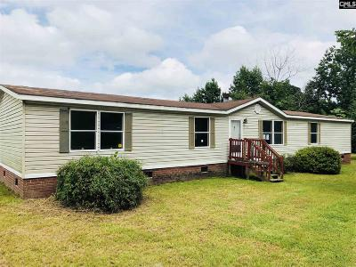 Sumter SC Single Family Home For Sale: $55,000