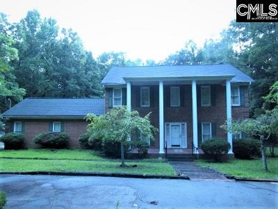 Lexington Single Family Home For Sale: 411 Chowning