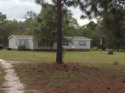 Wagener SC Single Family Home For Sale: $78,255