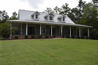 Kershaw County Single Family Home For Sale: 1501 Lake