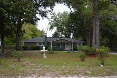 Single Family Home For Sale: 4025 Delree