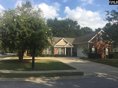 Single Family Home For Sale: 588 Abbeyhill