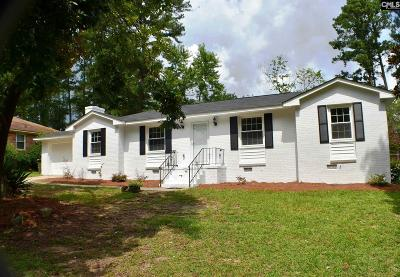 Columbia Single Family Home For Sale: 1805 Woodtrail