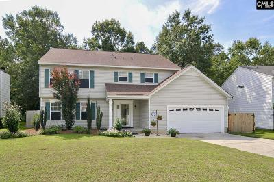 Irmo Single Family Home For Sale: 9 Sweet Thorne