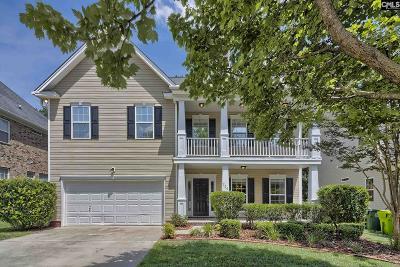 Single Family Home For Sale: 229 Berkeley Ridge