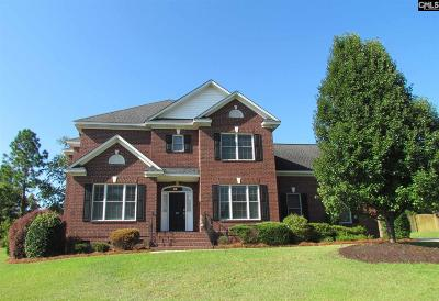 Blythewood Single Family Home For Sale: 39 Harvest Moon