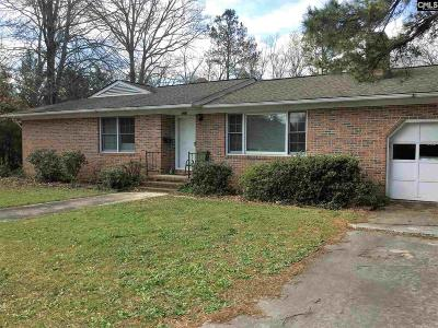 Newberry Single Family Home For Sale: 2203 Leland