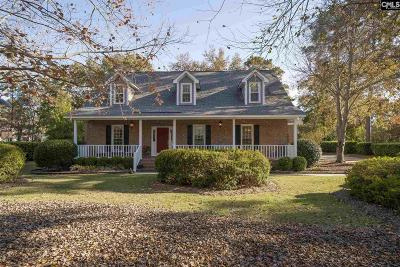Blythewood Single Family Home For Sale: 7 Foxfield