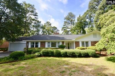 Columbia Single Family Home For Sale: 6430 Bridgewood
