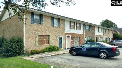 Lexington County, Richland County Townhouse For Sale: 1220 Cactus