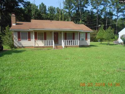Columbia SC Single Family Home For Sale: $53,000