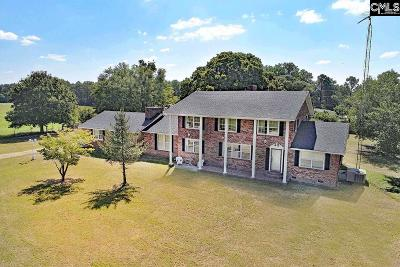 Kershaw County Single Family Home For Sale: 2477 Springvale