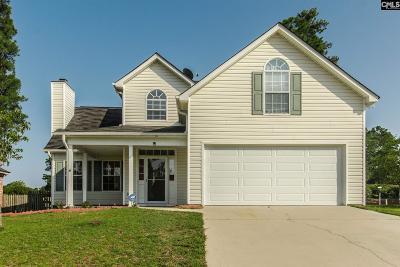 Blythewood Single Family Home For Sale: 105 Oak Glen