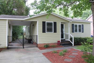 Shandon Single Family Home For Sale: 3528 Heyward