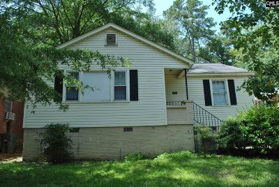Columbia Single Family Home For Sale: 4415 Ryan