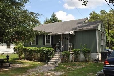 Columbia Single Family Home For Sale: 2210 Mercer